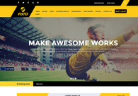 A great web design by TechHive, Surat, India: