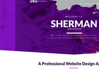 A great web design by Sherman Website Services, Sherman, TX: