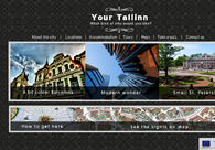A great web design by Inspiral Network, Tallinn, Estonia: