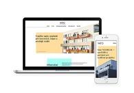 A great web design by vibration.sk, Bratislava, Slovakia: