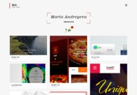 A great web design by Maria Andreyeva, Moscow, Russia: