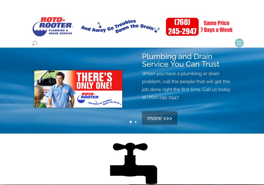 A great web design by WSI Priority Media, Rancho Cucamonga, CA:
