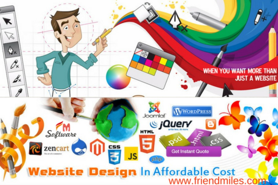 A great web design by FM Software, Chandigarh, India: Website, Web Application , Software , Joomla