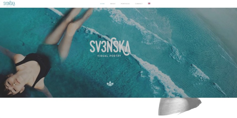 A great web design by SV3NSKA | DIGITAL AGENCY, Tamarindo, Costa Rica: Responsive Website, Portfolio , Marketing , Wordpress