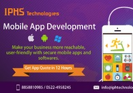 A great web design by IPHS Technologies, Lucknow, India: