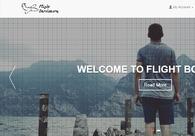 A great web design by Unique Web World, Indore, India: Responsive Website, Portfolio , Travel , Wordpress