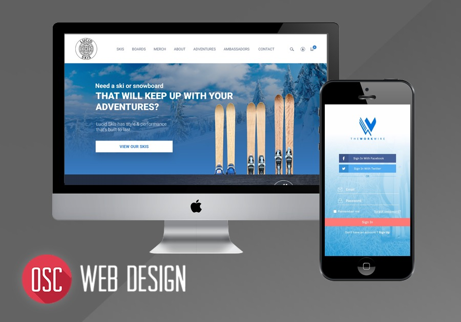 A great web design by OSC Web Design, Scarborough, ME:
