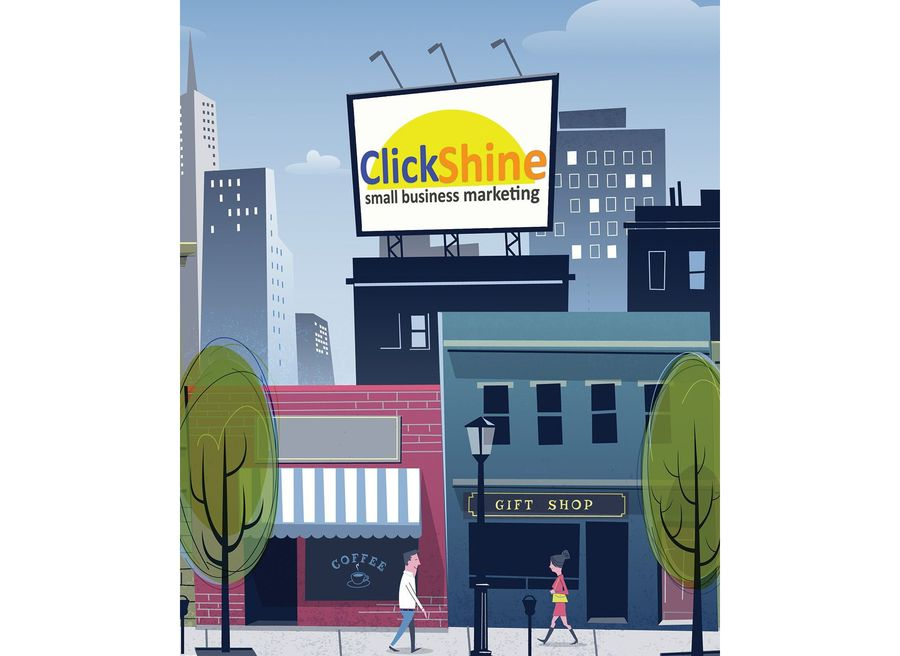 A great web design by ClickShine.com, Westfield, NJ: