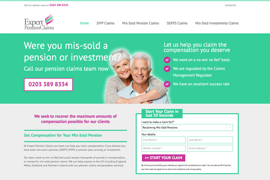 A great web design by FIMA Digital, Southampton, United Kingdom: