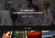 A great web design by Richard Weisskopf, Los Angeles, CA: