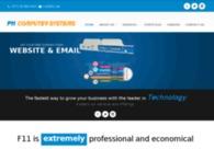 A great web design by F11 Systems, Dubai, United Arab Emirates:
