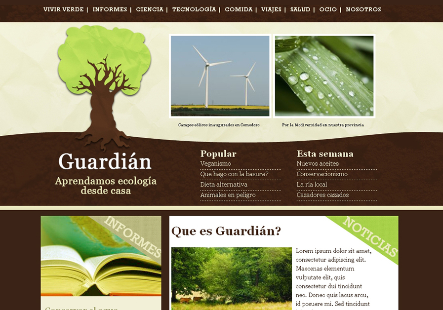 A great web design by Benex Web Design Studio, Buenos Aires, Argentina: