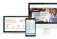 A great web design by SymSoft Solutions, Sacramento, CA: Responsive Website, Publishing , Government , ASP.NET