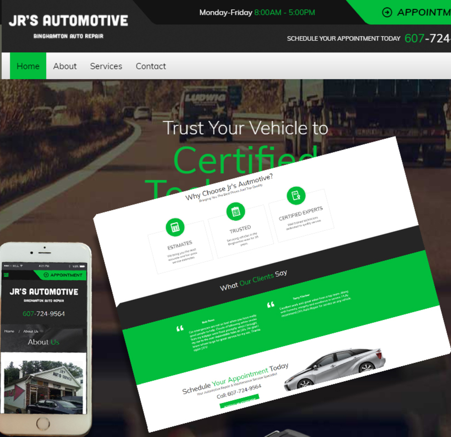 A great web design by Orlando Website Studio, Orlando, FL: Responsive Website, Marketing Website , Automotive , PHP