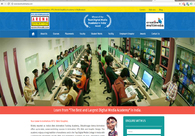 A great web design by Arena Animation Dilsukhnagar, Hyderabad, India: Website, Social/Community , Education , Static HTML