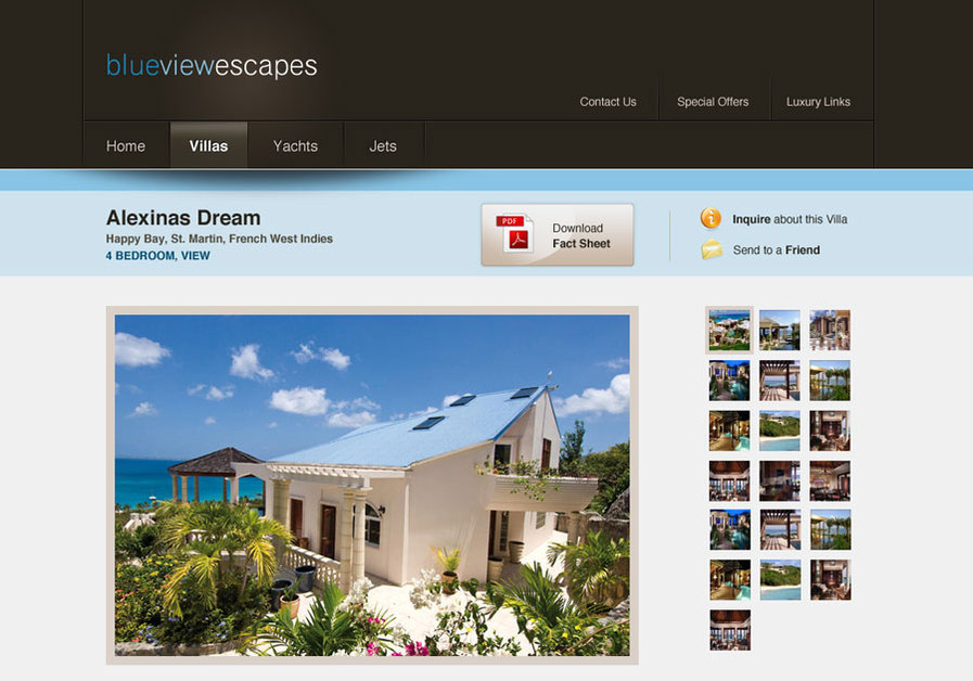 A great web design by Webstruments, Miami, FL: