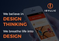 A great web design by Idyllic , Vancouver, Canada: Mobile App , Social/Community , Sports & Fitness , Design Only