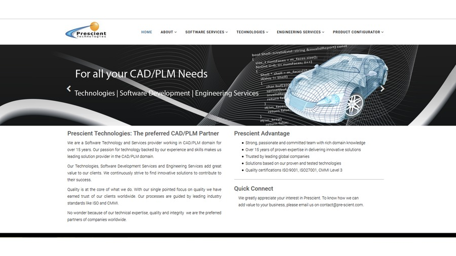 A great web design by Wewide IT Solutions LLP, Pune, India: