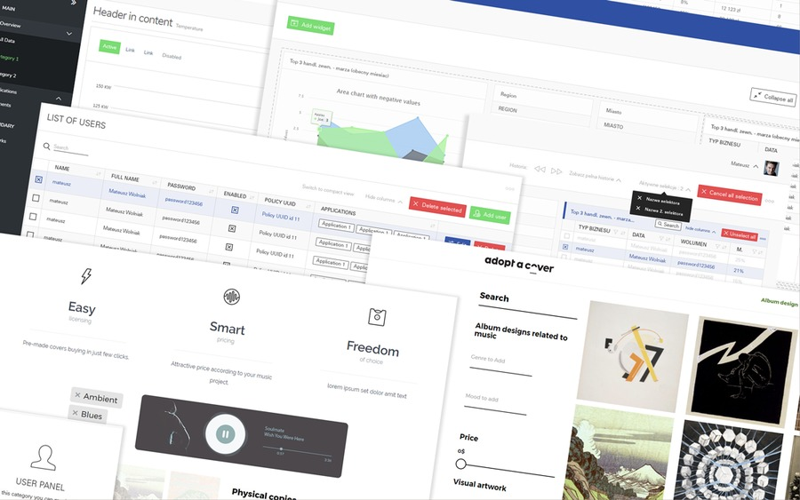 A great web design by briefmonkey, Warsaw, Poland: