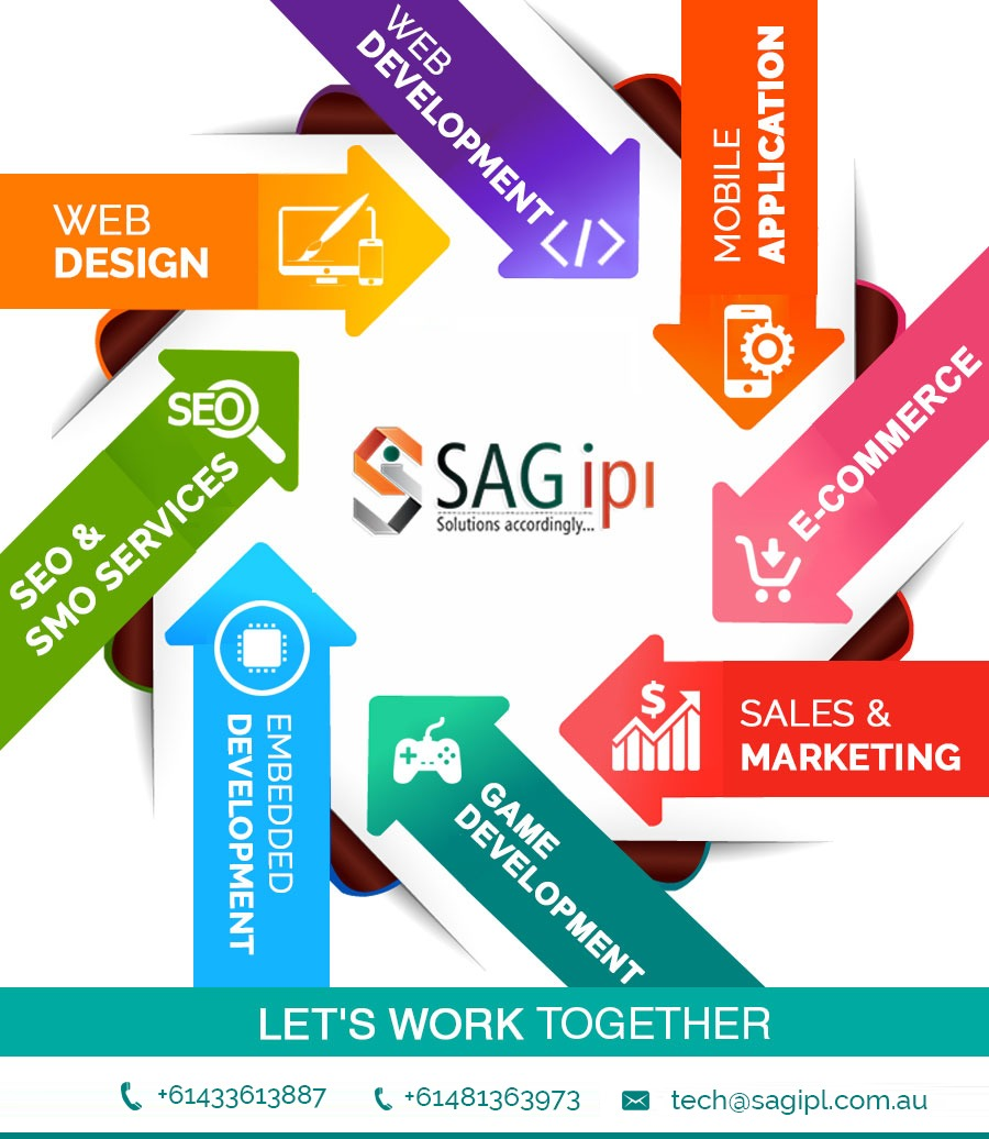 A great web design by SAG IPL Australia, Melbourne, Australia: