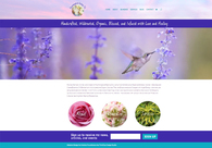 A great web design by Third Eye Design Studio, Asheville, NC: Website, Marketing Website , Health & Beauty , Wordpress