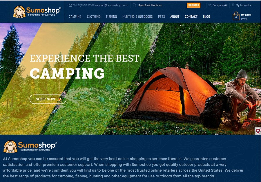A great web design by PSDCenter , Charlotte, NC: