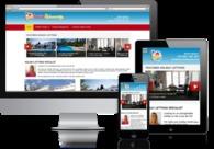 A great web design by Fluid Art & Motion, London, United Kingdom: Mobile Website, E-Commerce , Real Estate , ASP.NET