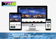 A great web design by Lyke Ltd., Lincoln, United Kingdom:
