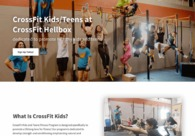 A great web design by Anything Graphic, Boston, MA: Responsive Website, Marketing Website , Sports & Fitness , Wordpress