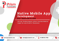 A great web design by iPrism Technologies Inc, Hyderabad, India: