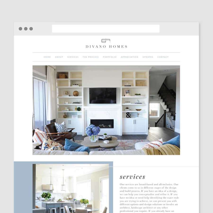 A great web design by Modern Luxe Creative, Houston, TX: Responsive Website, Real Estate , Wordpress