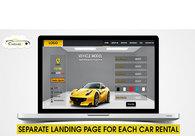 A great web design by Car Yaati, Dubai, United Arab Emirates: