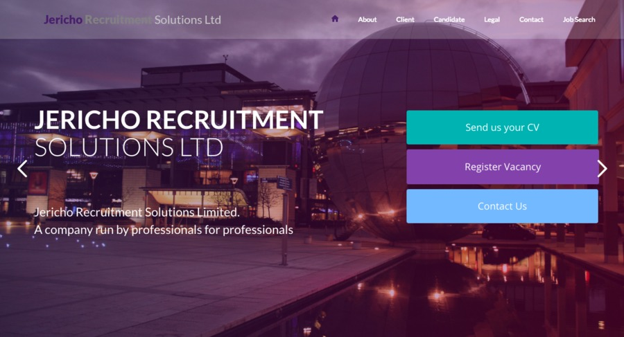 A great web design by urteam , Bristol, United Kingdom: Responsive Website, Marketing Website , Financial Services , Wordpress