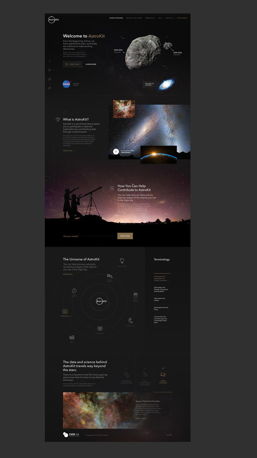 A great web design by Fuselab Creative, Washington D.c., DC: