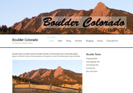 A great web design by Webiz, Denver, CO: