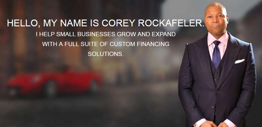 A great web design by Corey Rockafeler Vaalk Media Group, New York City, VT: