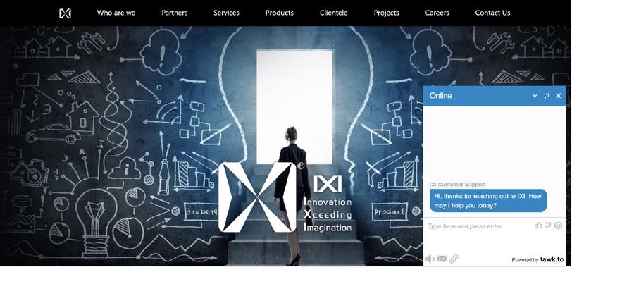 A great web design by IXI International Sdn Bhd, Kuala Lumpur, Malaysia: Responsive Website, Marketing Website , Technology , Wordpress