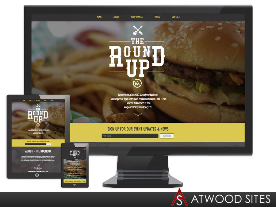 A great web design by Atwood Sites, Mesa, AZ: