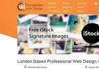A great web design by web design company, London, United Kingdom: