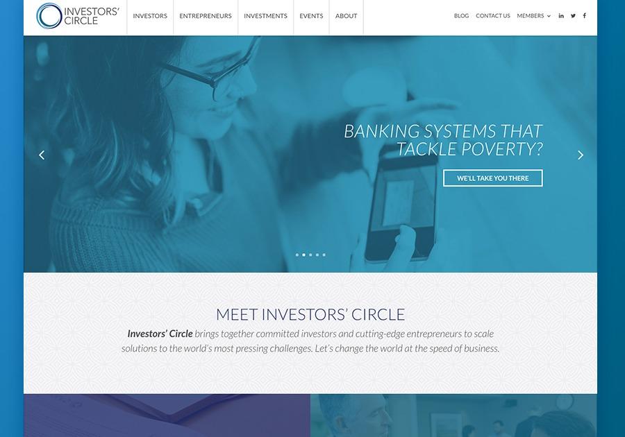 A great web design by Pathos Ethos, Durham, NC:
