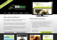A great web design by ODDulent Global Marketing, Atlanta, GA:
