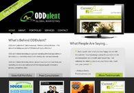 A great web design by ODDulent Global Marketing, Atlanta, GA: