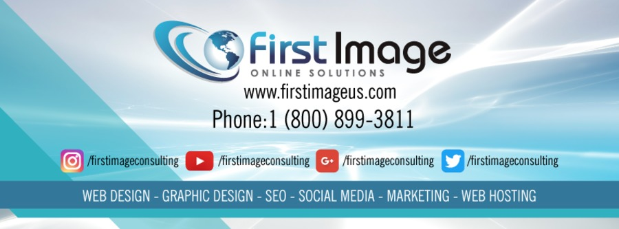 A great web design by First Image Consulting, Miami, FL:
