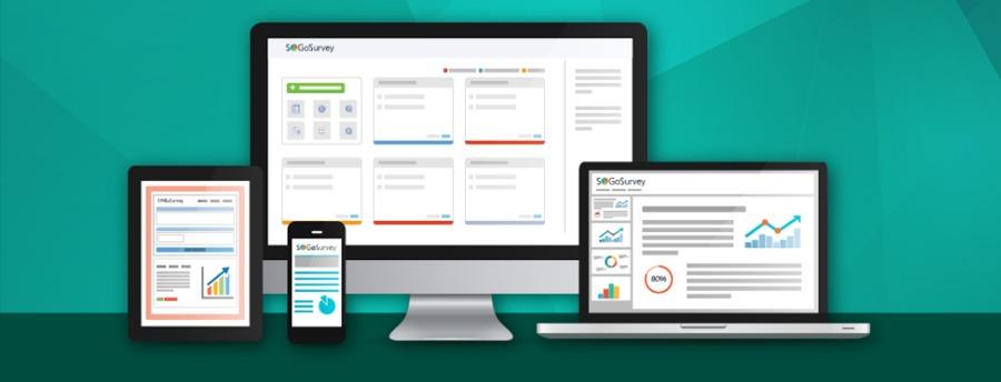 A great web design by SoGoSurvey : Online Survey Software, Herndon, VA:
