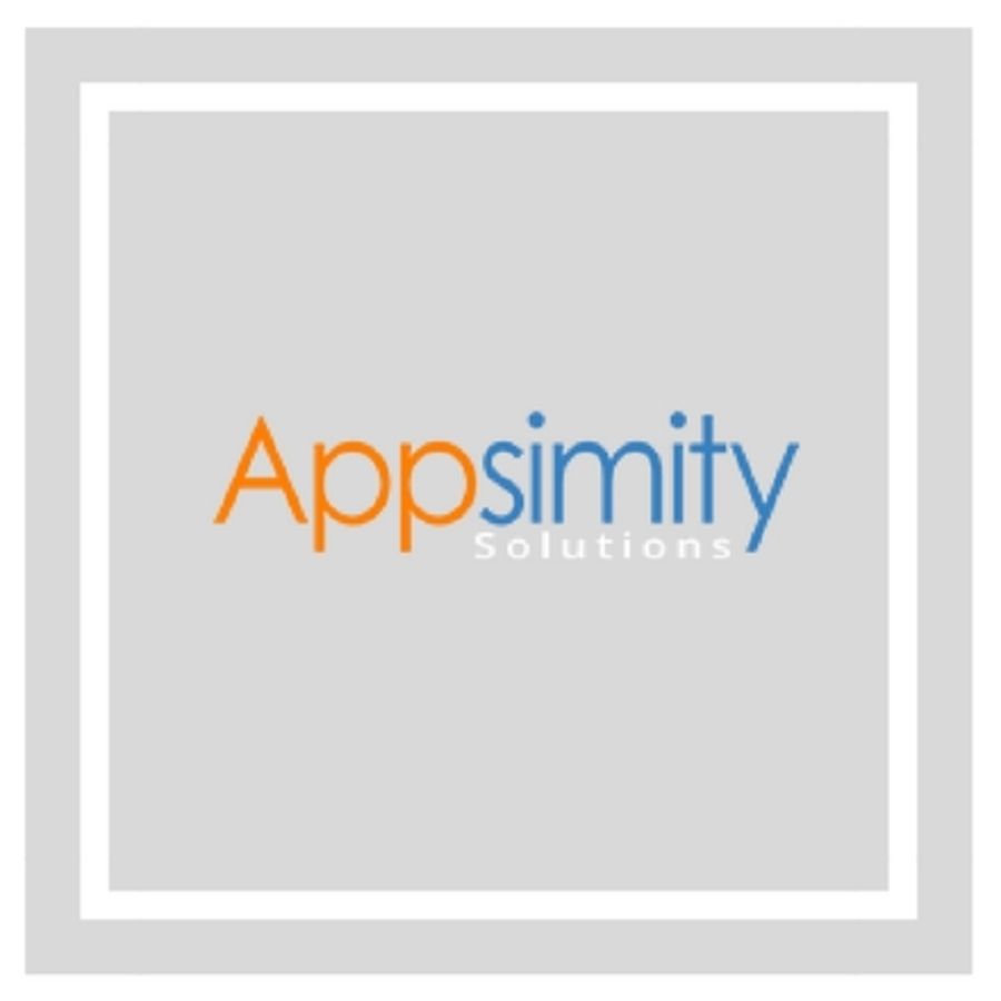 A great web design by Appsimity Solutions LLP, Chandigarh, India: