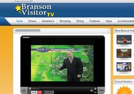 A great web design by John Presley Web Design, Branson, MO: