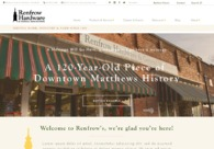 A great web design by Knowmad Digital Marketing, Charlotte, NC: