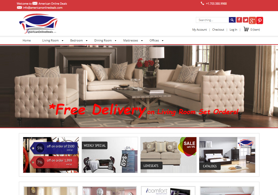 A great web design by www.aniwebdesigns.com , New York, NY: