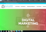 A great web design by Nuclear Networking, Denver, CO: