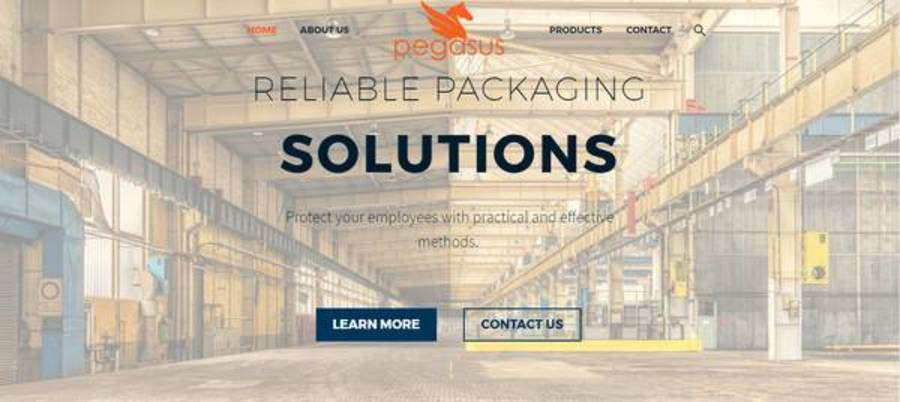 A great web design by DracoVisuals, Atlanta, GA: